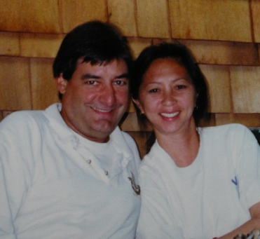 Pat and Mary Valenti